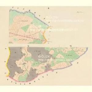 Czihan (Čyhan) - c1011-1-002 - Kaiserpflichtexemplar der Landkarten des stabilen Katasters