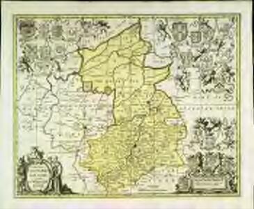 Comitatis Cantabrigiensis; vernacule Cambridge Shire