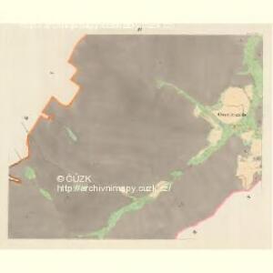 Chirles (Krchlowy) - m1362-1-004 - Kaiserpflichtexemplar der Landkarten des stabilen Katasters
