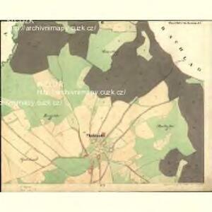 Wadetschlag - c7596-1-002 - Kaiserpflichtexemplar der Landkarten des stabilen Katasters