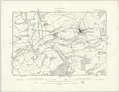 Devonshire XLII.NW - OS Six-Inch Map