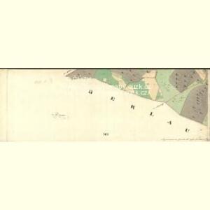 Saborz - c9010-1-009 - Kaiserpflichtexemplar der Landkarten des stabilen Katasters