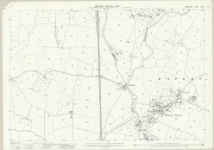 Shropshire XXIX.8 (includes: Ercall Magna; Waters Upton) - 25 Inch Map