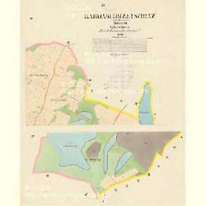 Kardaschrzetschitz - c3049-1-001 - Kaiserpflichtexemplar der Landkarten des stabilen Katasters