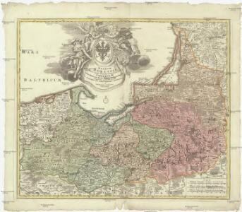 Regnum Borussiae gloriosis auspiciis serenissimi et potentissimi prin Friderici III primi Borussiae regis, march. et elect. Bran inauguratum die 18. Ian. A. 1701