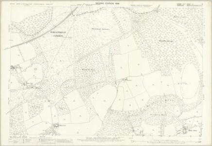 Sussex X.10 (includes: Iping; Stedham; Trotton) - 25 Inch Map