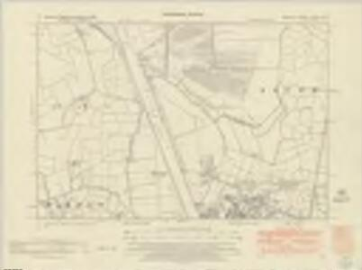 Norfolk XXXIII.NW - OS Six-Inch Map