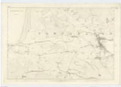 Argyllshire, Sheet CCLVII - OS 6 Inch map