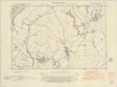 Leicestershire VII.SE - OS Six-Inch Map