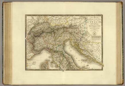 Italie, Suisse, Illyrie sud.