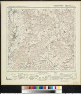 Meßtischblatt 6539 : Nabburg, 1937