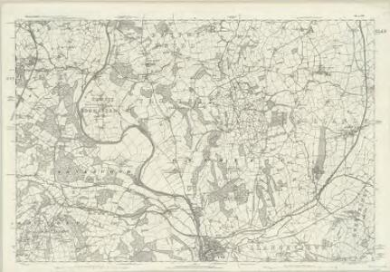 Monmouthshire XVIII - OS Six-Inch Map