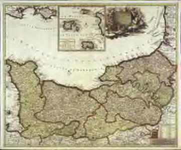 Duche et gouvernement general de Normandie