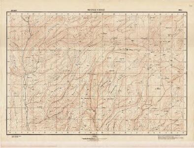 Lambert-Cholesky sheet 4063 (Muntele Cucului)