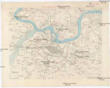 Plan des verschanzten Lagers von Piacenza