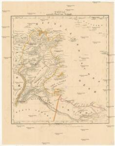 Tunis u. westl. Theil von Tripoli