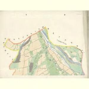 Ostrawitz - m2189-1-001 - Kaiserpflichtexemplar der Landkarten des stabilen Katasters