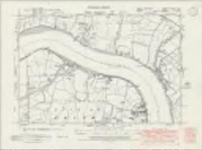 Essex nLXXXVII.SW - OS Six-Inch Map