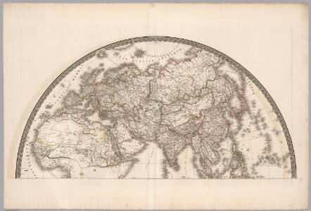 Northern Half, Eastern Hemisphere.