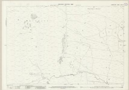 Cumberland LXXXVI.2 (includes: Ulpha) - 25 Inch Map