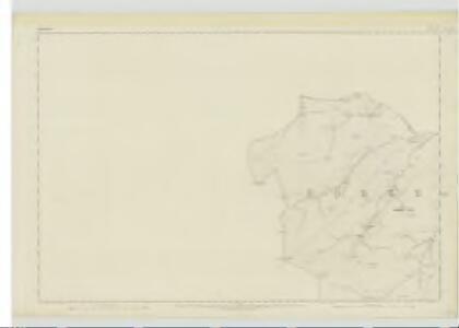 Roxburghshire, Sheet XXX - OS 6 Inch map