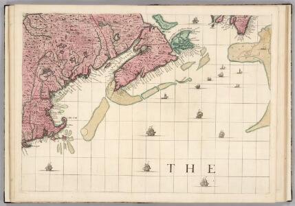 A Map of the British Empire in America. (Sheet 7).
