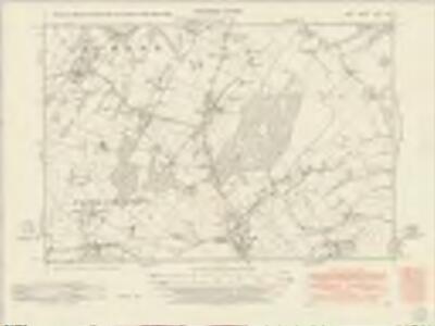 Kent LXVII.SW - OS Six-Inch Map