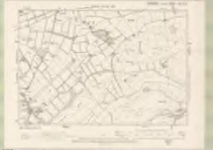 Peebles-shire Sheet XV.NW - OS 6 Inch map