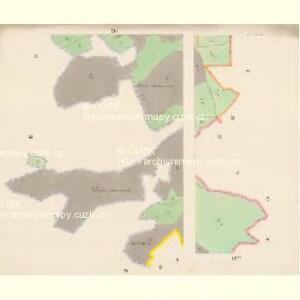 Johannesthal - c2767-1-015 - Kaiserpflichtexemplar der Landkarten des stabilen Katasters