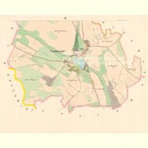Niemtschitz - c5128-1-002 - Kaiserpflichtexemplar der Landkarten des stabilen Katasters