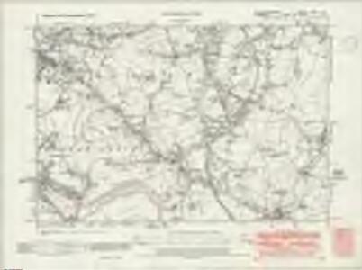 Gloucestershire LXXVI.NE - OS Six-Inch Map