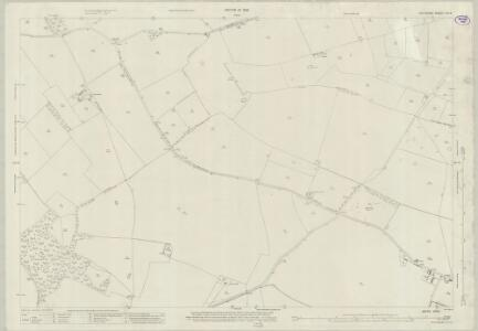 Wiltshire XXII.9 (includes: Broad Hinton; Clyffe Pypard; Winterbourne Bassett) - 25 Inch Map
