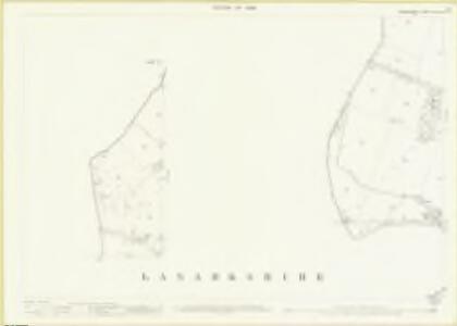 Peebles-shire, Sheet  011.06 & 10 - 25 Inch Map