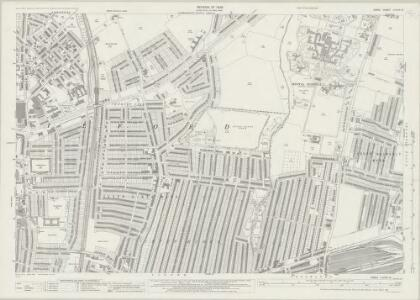 Essex (New Series 1913-) n LXXVIII.12 (includes: Ilford) - 25 Inch Map
