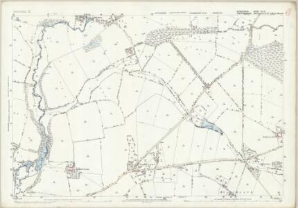 Shropshire IX.15 (includes: Mucklestone; Norton In Hales; Tyrley) - 25 Inch Map