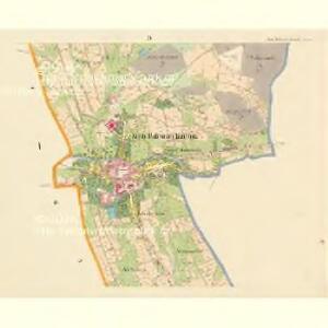 Böhmisch Kamnitz - c0951-1-004 - Kaiserpflichtexemplar der Landkarten des stabilen Katasters