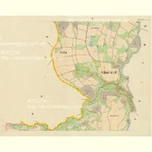 Schönbüchel - c3527-3-002 - Kaiserpflichtexemplar der Landkarten des stabilen Katasters