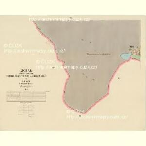 Gehag - c1750-1-006 - Kaiserpflichtexemplar der Landkarten des stabilen Katasters