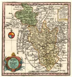 Egerischer Bezirck an Königreich Böhmen nebst den angrändzenden Ascher-Gebieth.