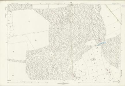 Lincolnshire XIX.6 (includes: Appleby; Broughton) - 25 Inch Map