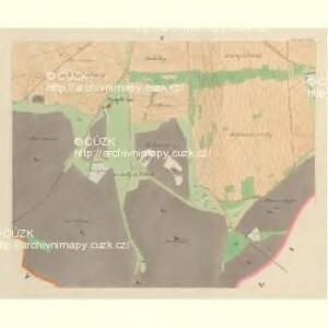 Dunagitz - c1608-1-005 - Kaiserpflichtexemplar der Landkarten des stabilen Katasters