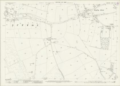 Hampshire and Isle of Wight XLII.11 (includes: Bishops Sutton; Ropley) - 25 Inch Map