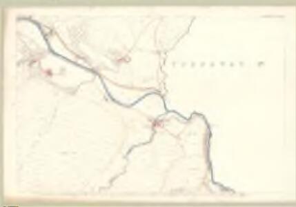 Perth and Clackmannan, Sheet CXXVII.8 (Glendevon) - OS 25 Inch map