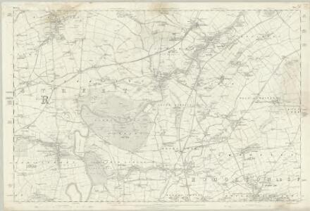 Durham XIII - OS Six-Inch Map