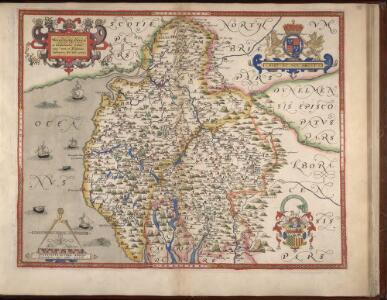 WESTMORLANDIAE et Cumberlandiae Comit