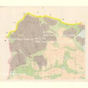 Stüttna - c7799-1-001 - Kaiserpflichtexemplar der Landkarten des stabilen Katasters