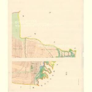 Kunowitz (Kunowice) - m1435-1-006 - Kaiserpflichtexemplar der Landkarten des stabilen Katasters