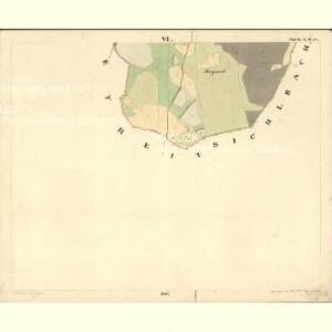 Zinolten - c6849-1-006 - Kaiserpflichtexemplar der Landkarten des stabilen Katasters