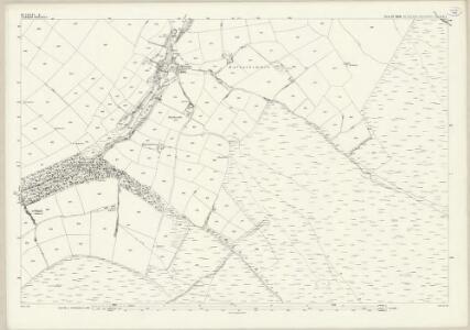 Isle of Man X.1 - 25 Inch Map