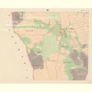 Radostitz - c6377-1-002 - Kaiserpflichtexemplar der Landkarten des stabilen Katasters